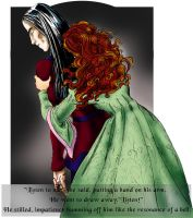 Wynter and Chris colour by tinycoward