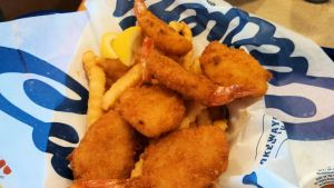 Culver's 6 Jumbo Fried Shrimp by BigMac1212