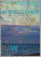 In The Clouds poster by Samuel-Benjamin