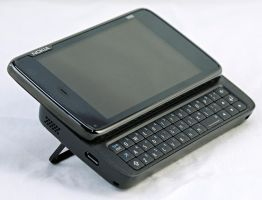 Nokia N900 by GizmO-FBI