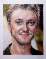 Tom Felton by xxMagicGlowxx