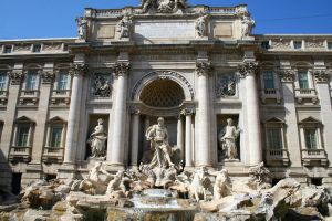 The Trevi Fountain 2 by iluvia