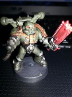 Chaos Space Marine - Finished by demoncloak89