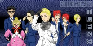 Ouran Turks by J-Cleo