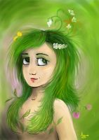 Flora by AgneAl