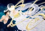 Sailor Moon. Endymion and the goddess of the Moon by Kanochka