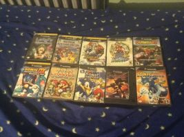 My GameCube Collection by UKD-DAWG