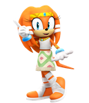 Tikal in Sonic World! by Nibroc-Rock