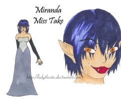 Miranda - Miss Take by ladythesta