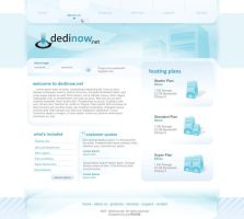 Dedinow Website by AbhaySingh1