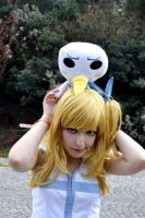 Lucy Heartfilia Cosplay by DEATHNOTE---L