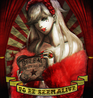 Belem the  Living Doll - Vodeville - by KiraiRei