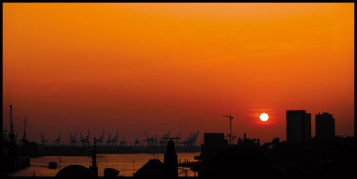 sunset 2 by mtribal