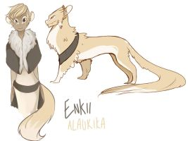 Alaukika: Enkii by Ask-the-CandleTwins
