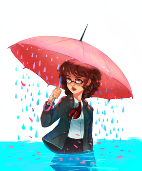 Umbrella by TheJourneyofmylive