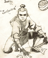 Sokka by IceBittenDuchess