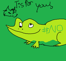 Frog for veronica XD by SkylarItzz