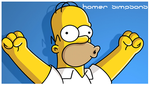 Homer Simpsons by semihozkoc