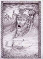 Ghost  viking Warrior 2006 by Ash-Harrison