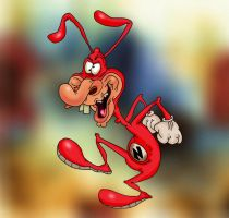 The Noid by Makinita