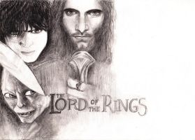 Lord Of The Rings by Bree-Style