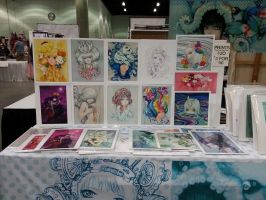 Comikaze Print Wall by camilladerrico