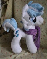 Double Diamond plush by Ketikaket
