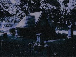 cemetary by cfh1030