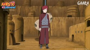 Gaara (Kage Summit) by goriverde
