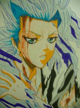 Bleach - Hitsugaya by Rei-chan3