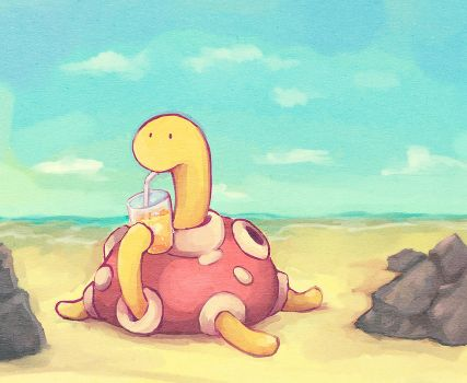 shuckle by izumi07