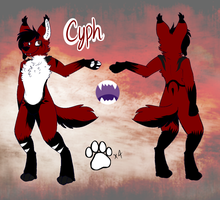 Cyph Reference Official by Ardiew