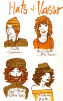 Jigamaree 4 - Hats by Raire