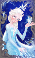 Elsa by enchnlurker