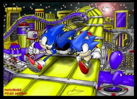 Sonic Chemical Plant by sonicman88