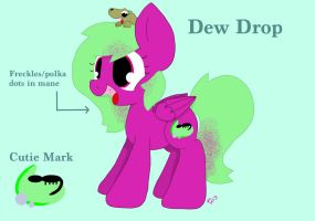 Dew Drop Ref Sheet: Updated by kalie0216