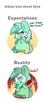 when you meet lyra by ILifeloser
