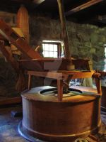 Old Grist Mill X by TriciaStucenski