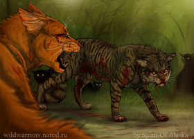 Tigerclaw's Fury. Ch. I by Spirit-Of-Alaska
