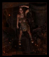 The Well-Diggers Daughter by Karaliina