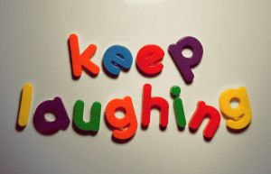 laugh by glamz