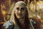 Thranduil's Halls by Athraxas