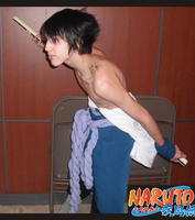 Sasuke cosplay by Team66cosplay