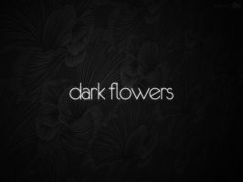 Dark Flowers by PaulEnsane