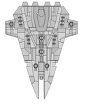 Valken Class Star Destroyer by wbyrd