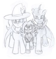 Frolic Other Family. by Rayodragon