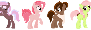 :100 THEME ADOPTS: 1-4 :CLOSED: by rustics