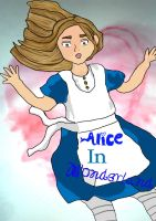Alice Poster by glitteringcoin