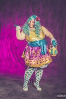 Cosplay - The Next Mad Hatter! by melodyselenee