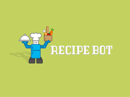 Recipe Bot by michaelspitz